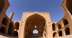 Die Djam-e Moschee von Ardestan