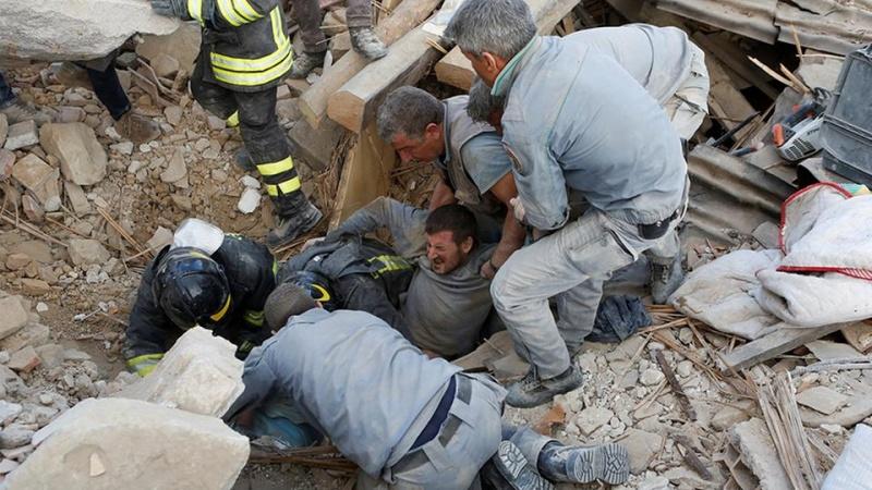 Erdbeben Iran 2021