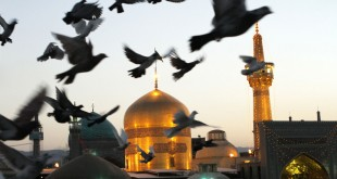 Martyrium des Imam Reza