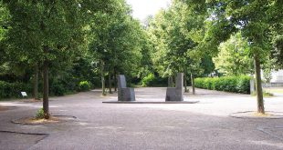 Hafis-Goethe-Denkmal