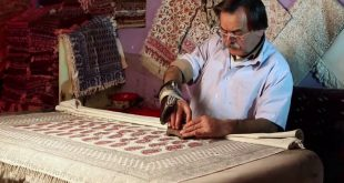 Ghalamkar-Decken