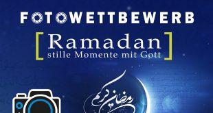 """Fotowettbewerb """"Ramadan – stille Momente mit Gott"""""""
