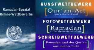 Online-Wettbewerbe des Iran-Haus im Monat Ramadan
