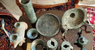 Antike Objekte der seldschukischen Zeit in Provinz Golestan entdeckt