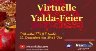 Virtuelle Yalda-Feier – Persischsprachiges Programm