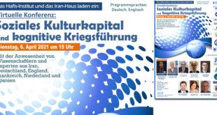 Virtuelle Konferenz: Soziales Kulturkapital und kognitive Kriegsführung