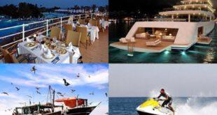 Iran hat sich der Gruppe der Länder mit Küsten- und Seetourismus angeschlossen