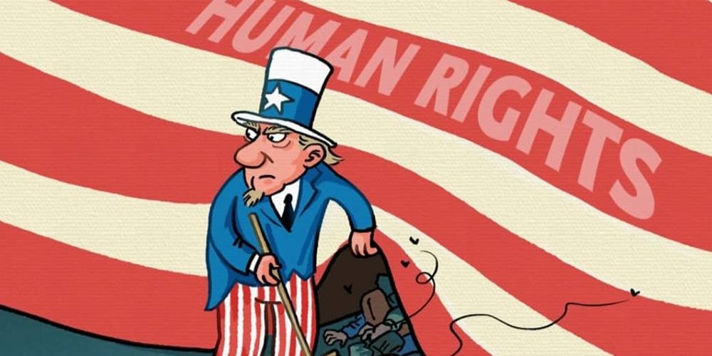"""Woche der amerikanischen """"Menschenrechte"""""""