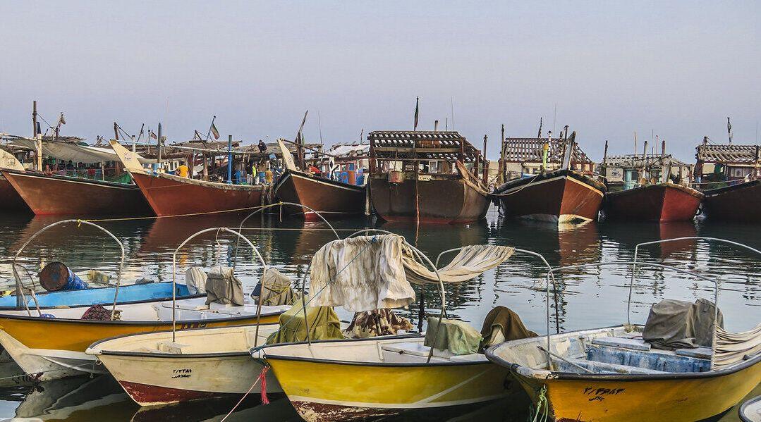 Hormozgan – Fischereizentrum des Iran