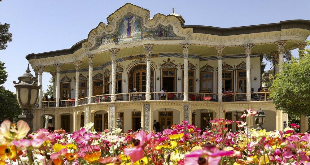 Das Schapuri Haus in Schiraz