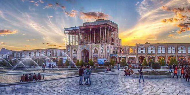 Der Ali-Qapu-Palast