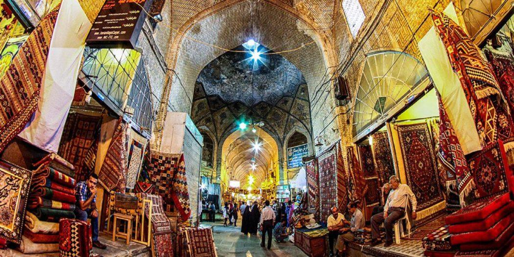 Ein Juwel persischer Baukunst – Der Vakil-Bazar in Schiraz