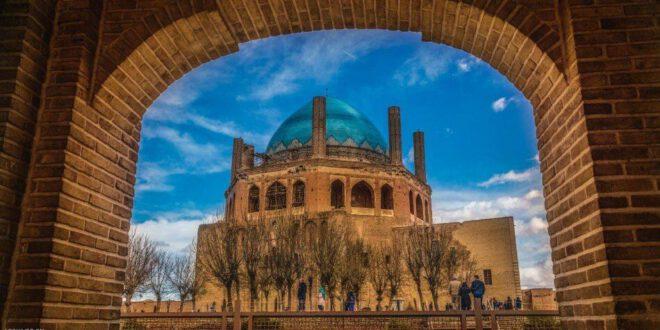 Die Kuppel von Sultaniyeh wieder offen