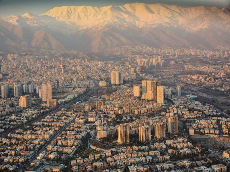 Teheran – Hauptstadt des Iran