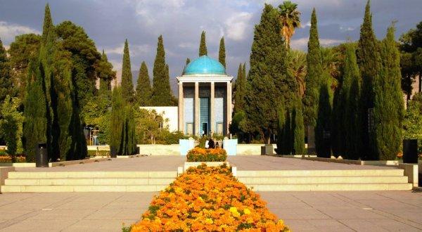 Nationalfeiertag des persischen Dichters Saadi