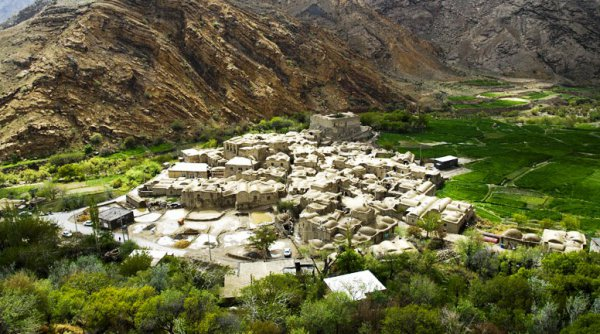 Khorashad – Welthandwerksdorf für Handtuchweberei