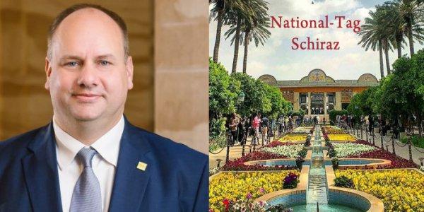 Dresdens Oberbürgermeister gratuliert zum Tag von Schiraz