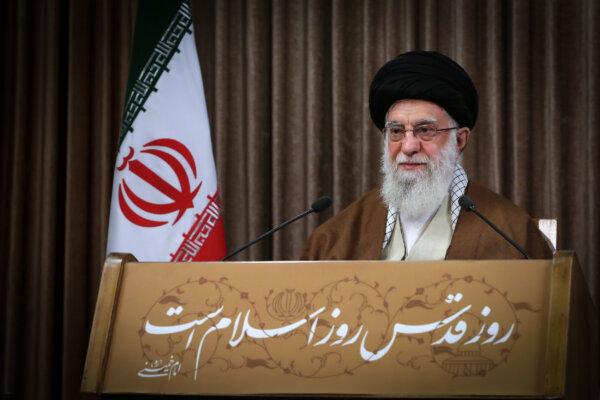 Historische Ansprache von Imam Chamenei zum Al-Quds-Tag