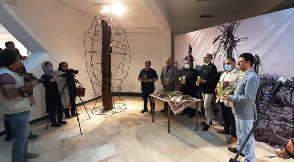 Bildband von Josef Polleross im Iran vorgestellt