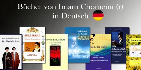 Bücher von Imam Chomeini in Deutsch