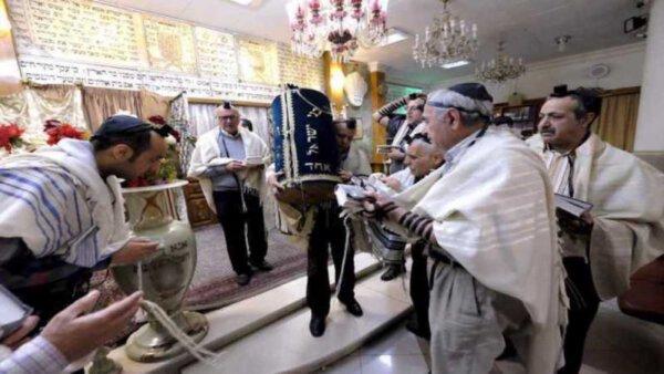 Oberrabbiner Yehuda Garami: Anders als in Europa sind Juden in Iran sicher