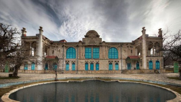 Baqche Dschooq Palast