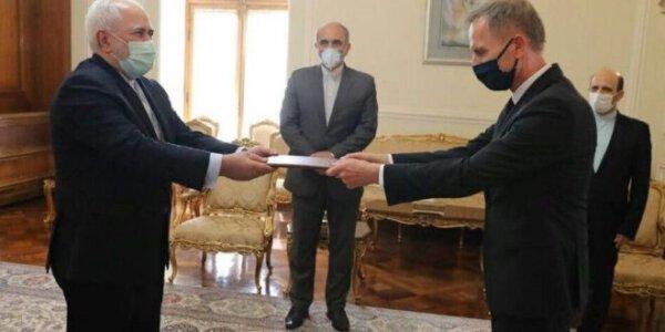 Neuer deutscher Botschafter im Iran