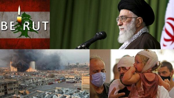 Imam Chamenei: Iran steht der libanesischen Nation zur Seite