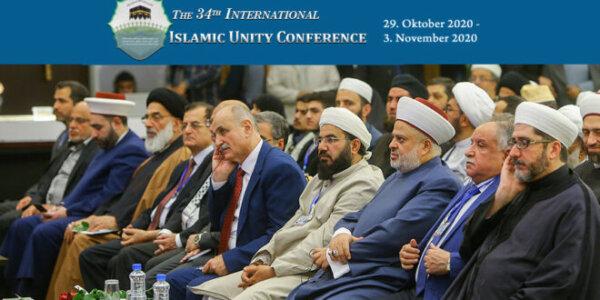 Call for Papers: 34. Internationale Konferenz zur Islamischen Einheit | 29.10.2020 – 3.11.2020