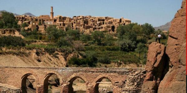 Das historische Dorf Saryazd | Yazd