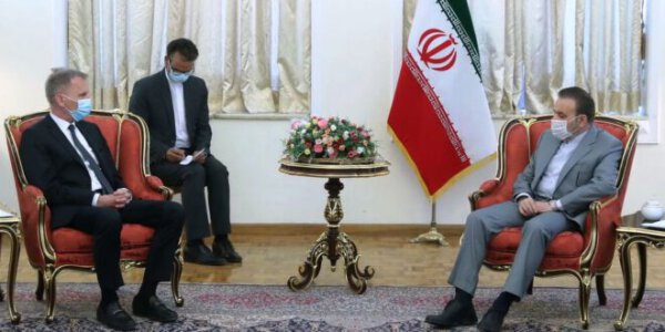 Deutschland ist einer der traditionellen Handels- und Wirtschaftspartner Irans