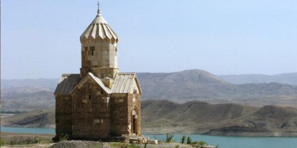 Die Kapelle von Dsordsor