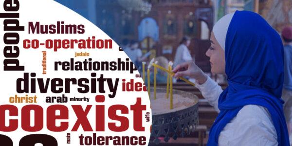 Gewaltfreier Dialog im interreligiösen Kontext