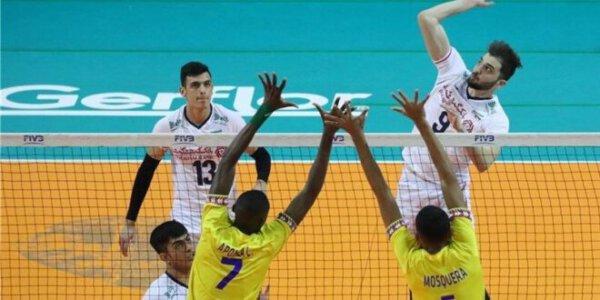 U21-Volleyball-Weltmeisterschaften 2021 in Iran