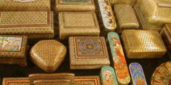 Khatam – iranische Handwerkskunst
