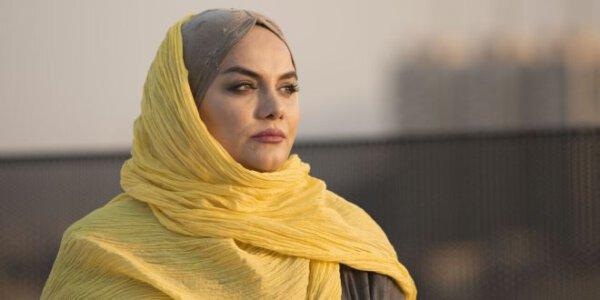 Iranische Regisseurin als Jurymitglied vom internationalen Filmfestival in Herat