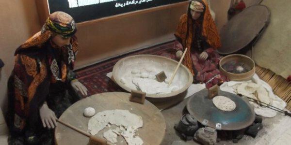 Das Nomadenmuseum in Sarab