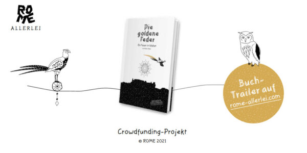 Crowdfunding-Projekt «Die goldene Feder» Die Geschichte vom Fasan in Isfahan