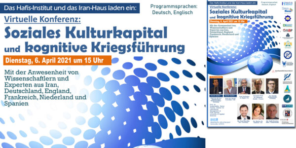 Soziales Kulturkapital und kognitive Kriegsführung   6. April 2021