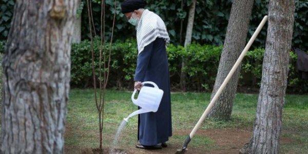 Imam Chamenei betont Erhaltung der Umwelt