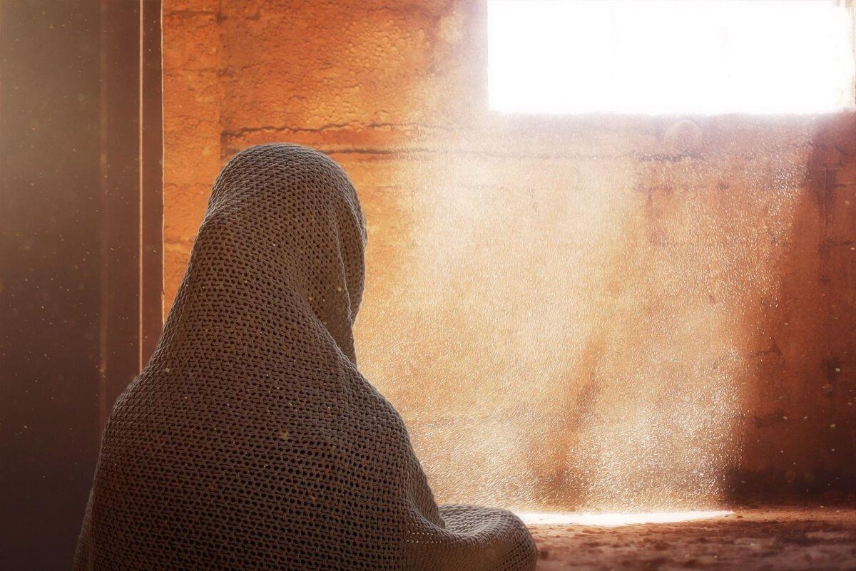 Die Schönheit der Frau im Islam